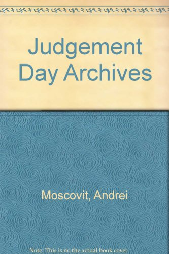 Judgement Day Archives